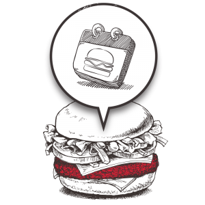 Grubers Luxembourg | Riccardo Giraudi | Burgers | Cheesegrubers Big Grub
