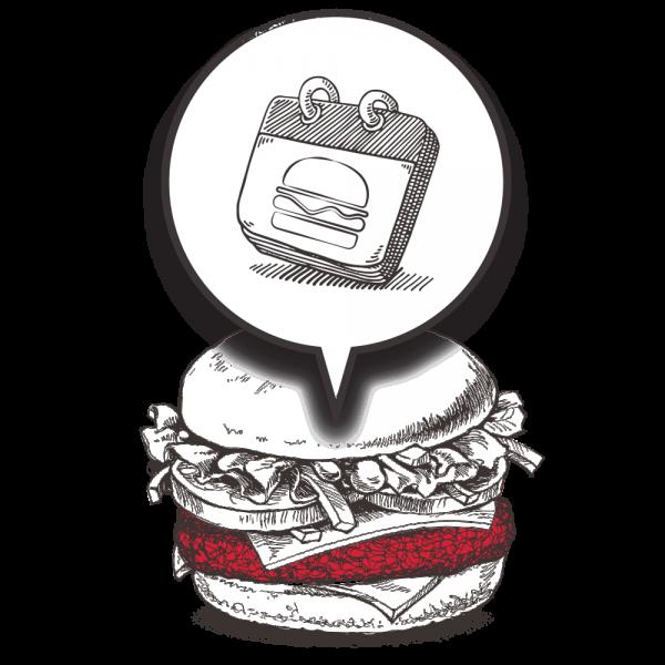 Grubers Luxembourg   Riccardo Giraudi   Burgers   Cheesegrubers Big Grub