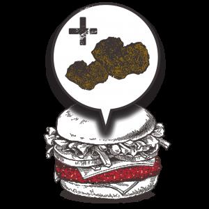 Grubers Luxembourg | Riccardo Giraudi | Burgers | Cheesegrubers Truffle
